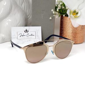 Dior Rose Gold Mirror So Real Sunglasses 3210R