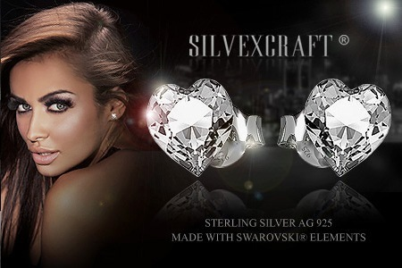 Swarovski Earings A Real Treat For You