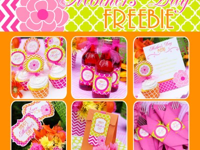 Top 10 Freebies For Your Mum