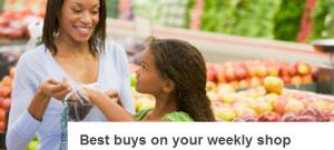 Supermarket Best Buys
