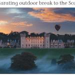Win outdoor break to the Scottish Borders