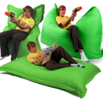 Treat yourself with cozy beanbags!
