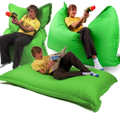 Treat yourself with cozy beanbags