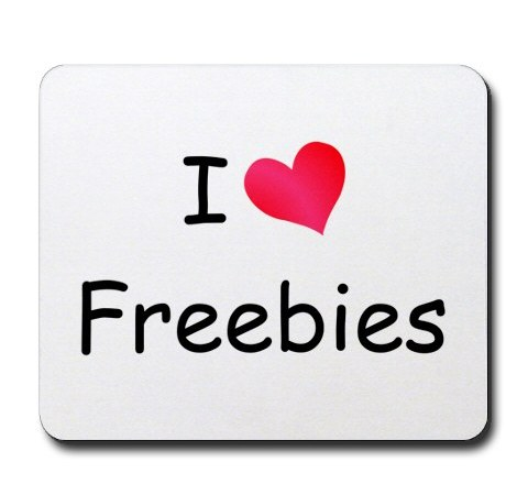 Never Miss a Freebie