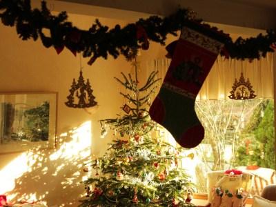 Polish & French & English Christmas this year