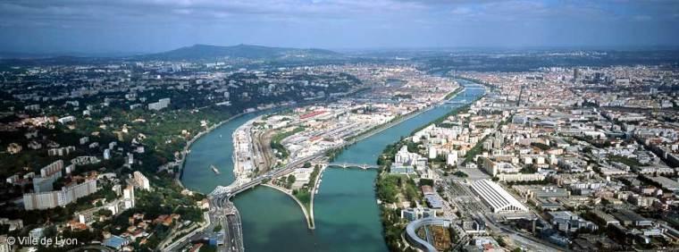 Lyon - city of two rivers
