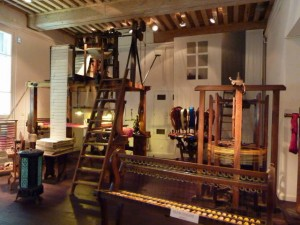 Atelier de canut