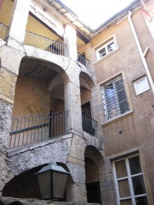 Old Lyon architecture