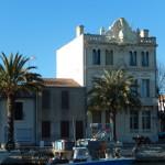 The church of Saint Pierre near by