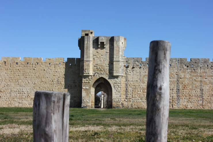 Aigues - Mortes ramparts
