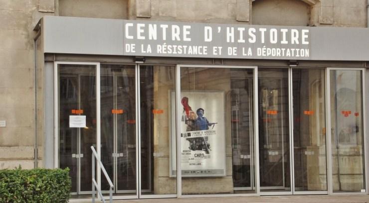 Centre d'histoire de resistance
