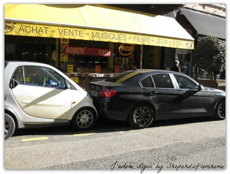 Free Parking In Lyon