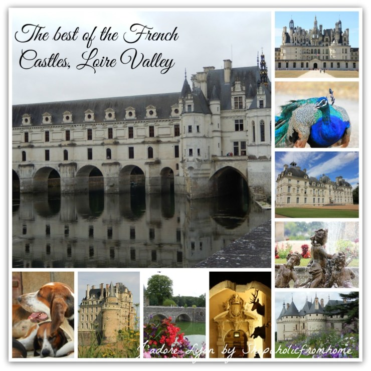 The best of French Castles