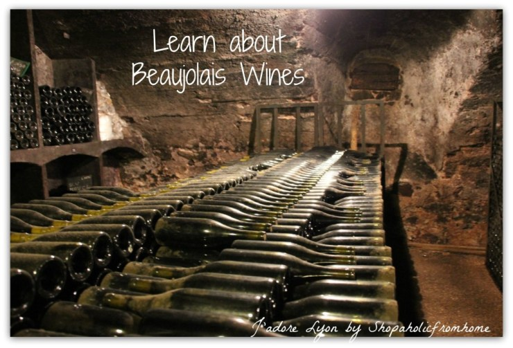 Learn about Beaujolais Wines