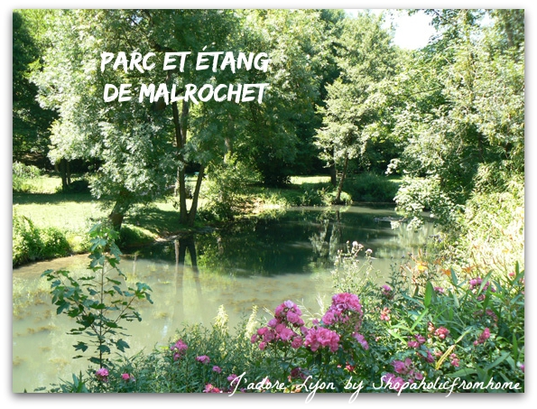Parc Malrochet. Photo by Ville Ecully