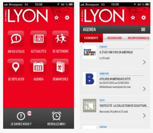 Lyon Village Apli Mobile App