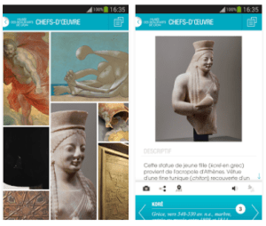 Thematic Tours MBA Lyon Mobile App