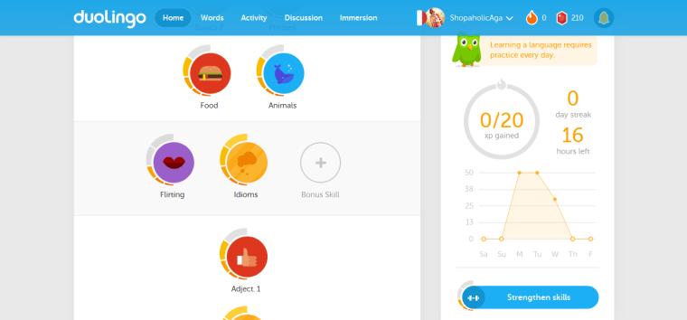 Duolinguo French