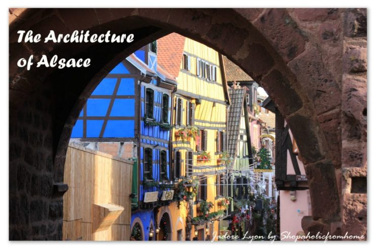 The Architecture of the Amazing Alsace
