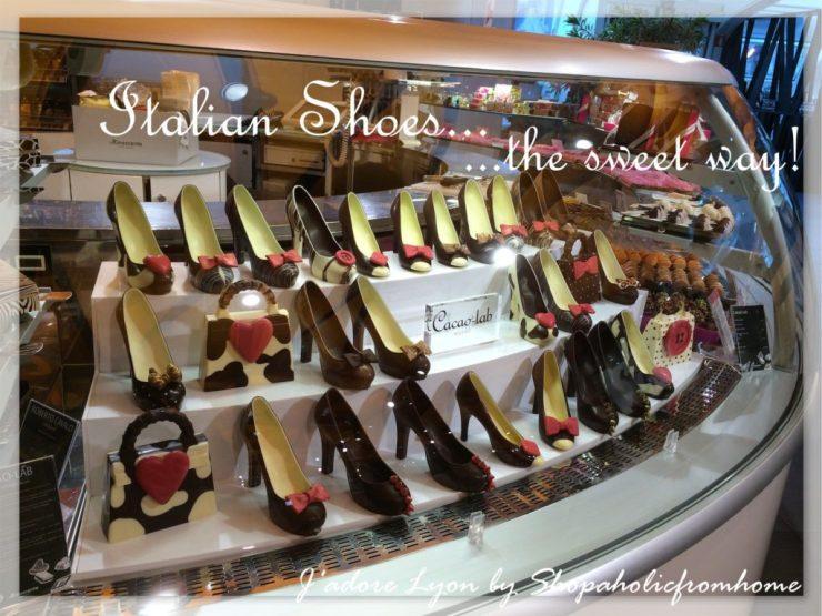Italian Shoes Sweet Way