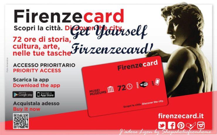 Save - FirenzeCard