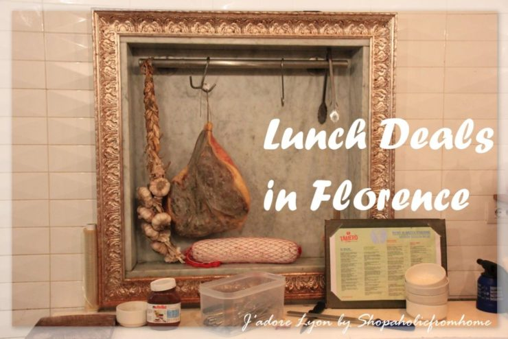 Save- Lunch Deals