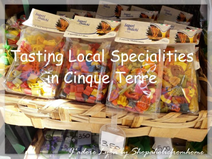 Tasting Local Specialities In Cinque Terre