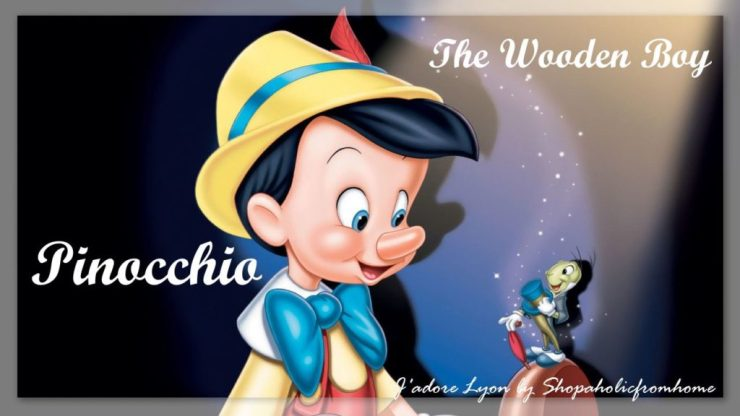 pinocchio in Florence