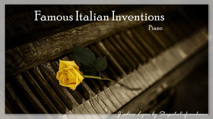 Italian Invention Piano