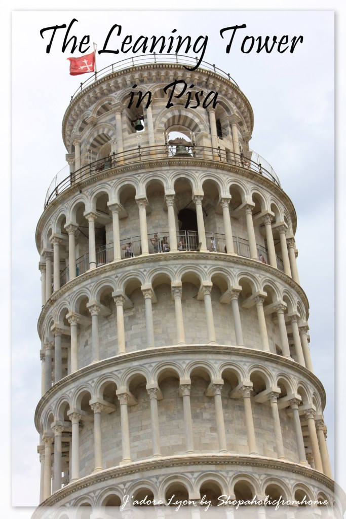 The Leaning Tower in Pisa