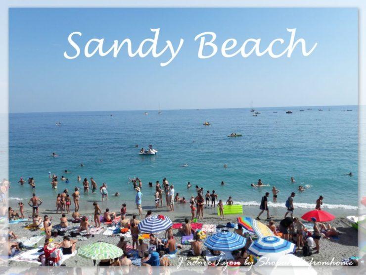Portovenere - Sandy Beach