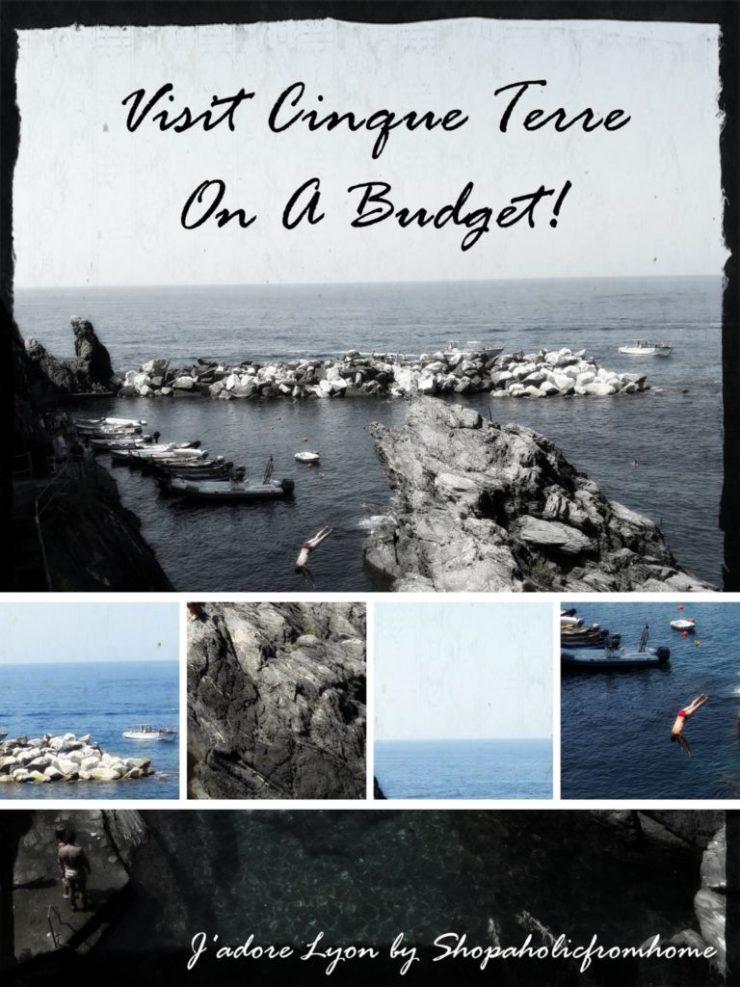 Visit Cinque Terre on budget - feature