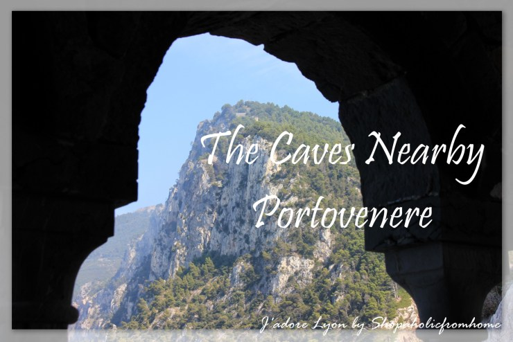 Discover The Caves Next to Portovenere