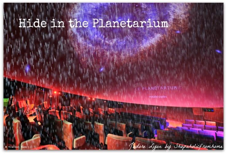 Hide in the Planetarium