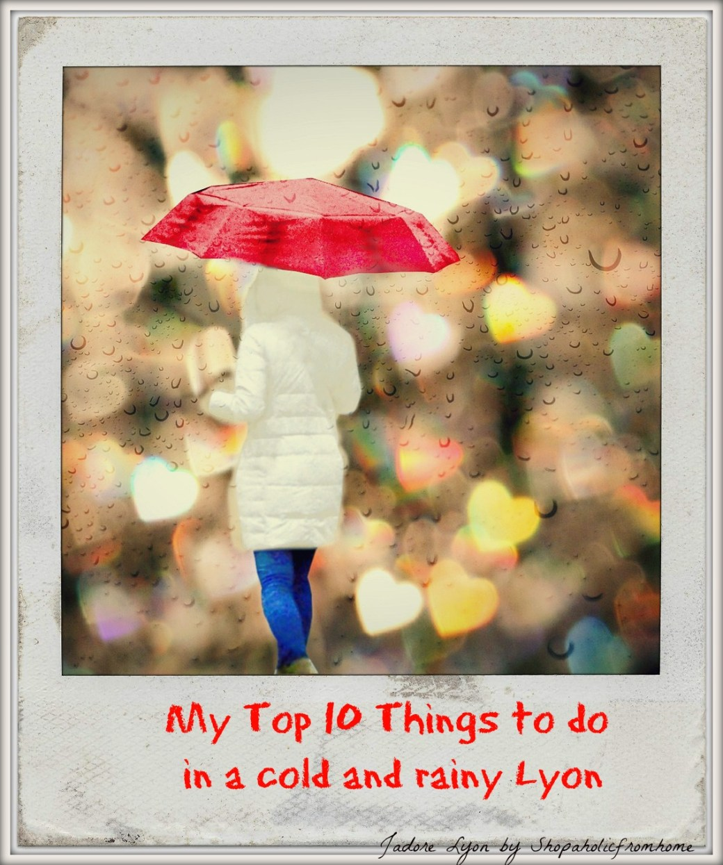 My Top 10 Things to do in a cold and rainy Lyon
