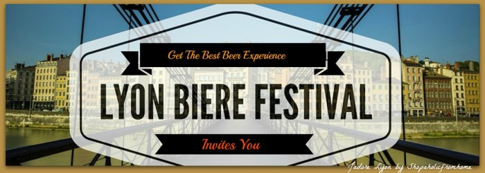 Lyon Beer Festival Invites You