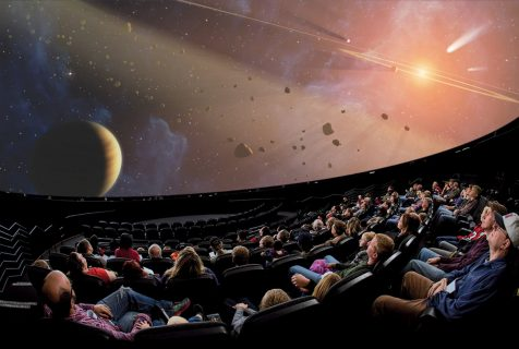 Planetarium July Events in Lyon