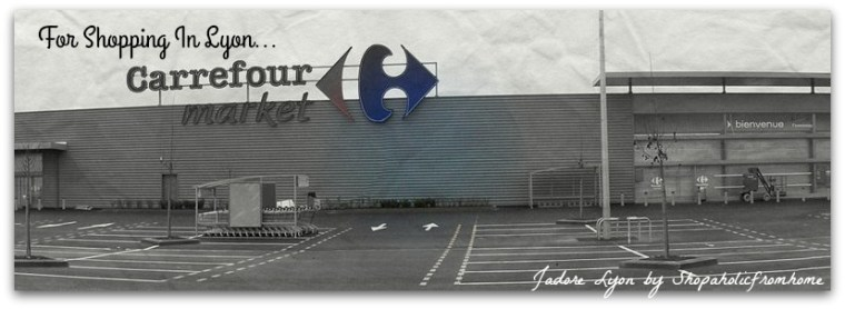 Carrefour Shopping in Lyon