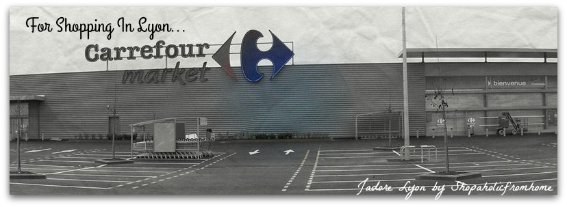 Carrefour Shopping in Lyon