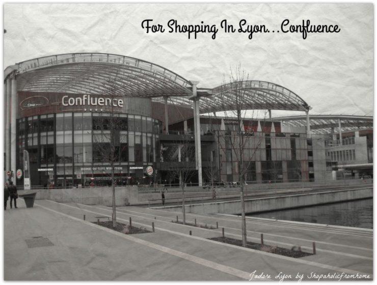 Confluence - Shopping in Lyon