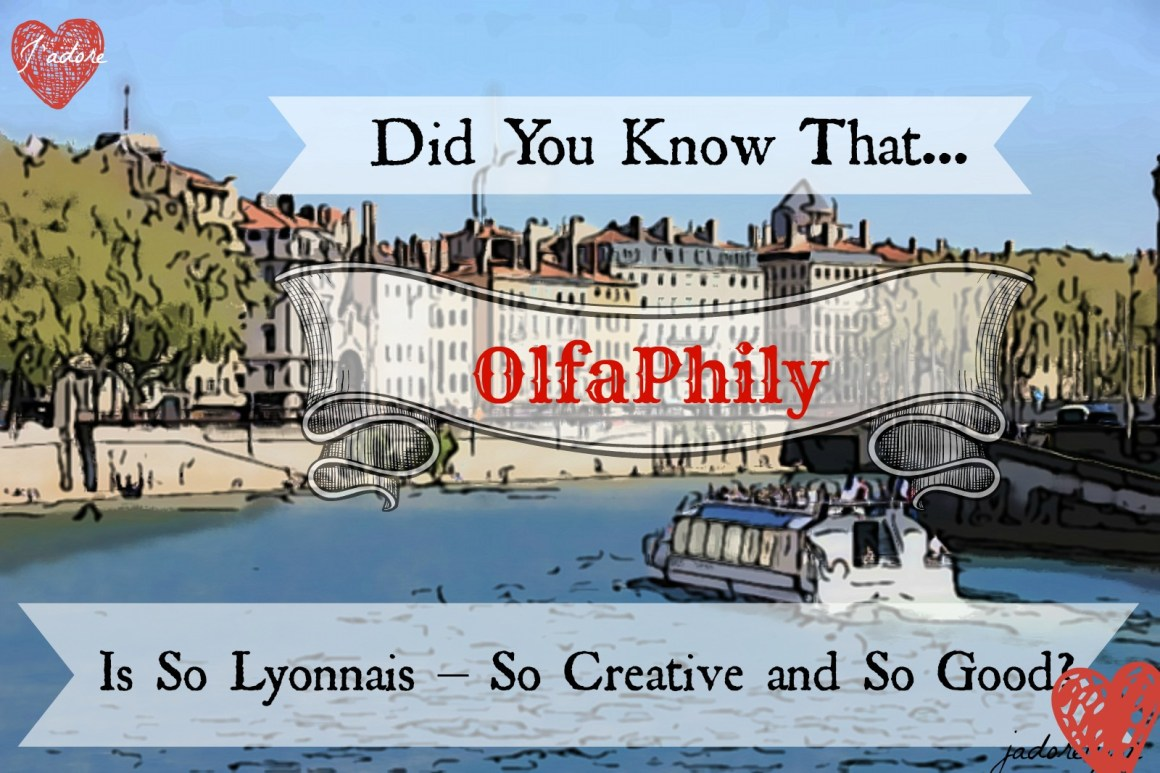 Did you know that - OlfaPhily