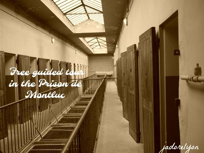 Free guided tour in the Mémorial National de la prison de Montluc.