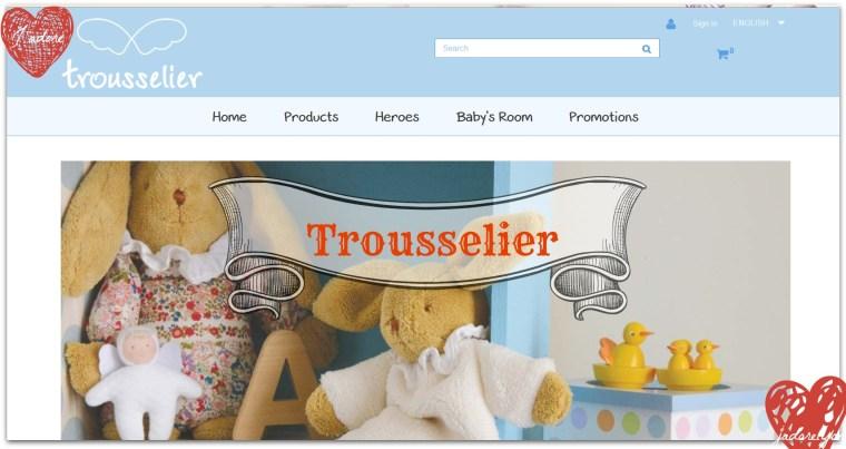 Trousselier Shop