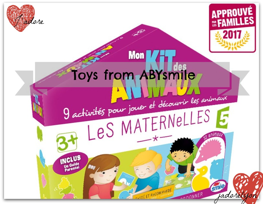 Toys from ABYSmile - Les_Kit_des_Animaus_ABSSMILE