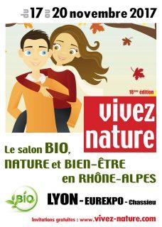 Vivez Nature in Lyon.