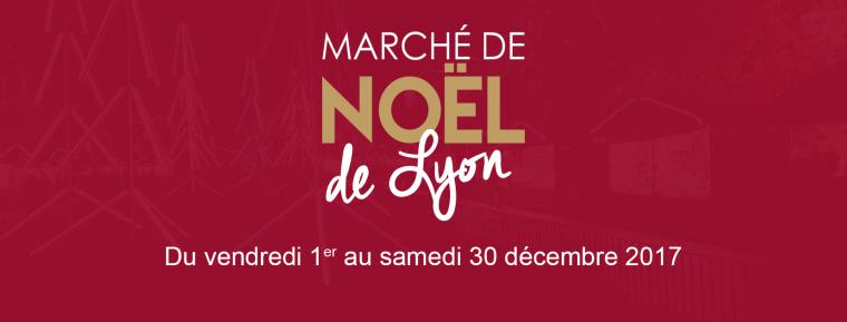 Marche de Noel de Lyon