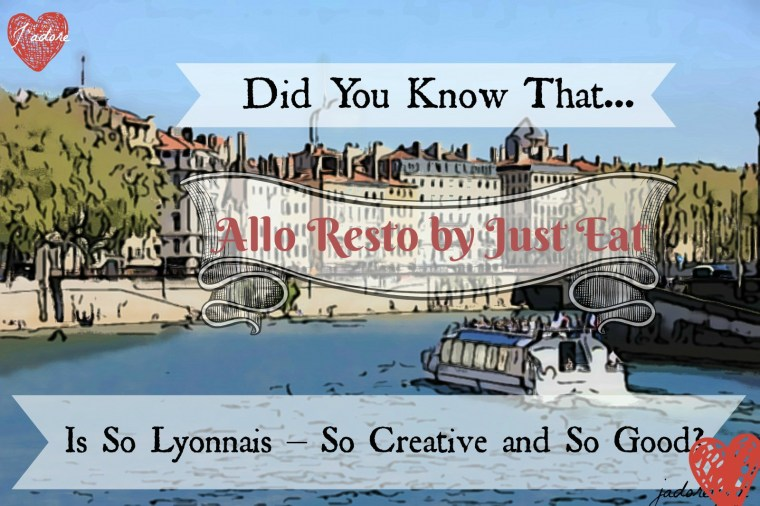Didyouknowthat Allo Resto by Just Eat