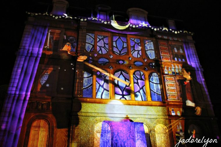 I was impressed by the Theatre of Guignol. Because this is such a symbol of Lyon and I always wanted to see real puppets show. It's still on my list, for now, I am satisfied with the Festival of Lights show and it was that good!
