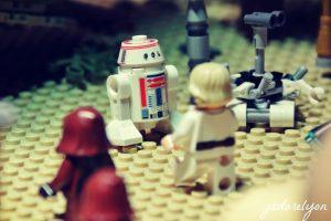 Stars Wars at MiniWorld - Lego Expo
