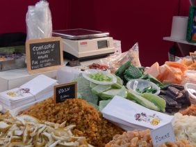 Foire de Lyon - International Food